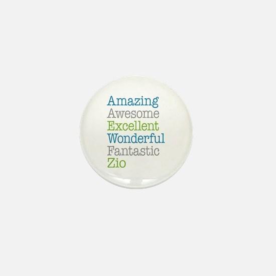 Zio - Amazing Fantastic Mini Button
