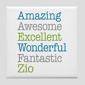 Zio - Amazing Fantastic Tile Coaster