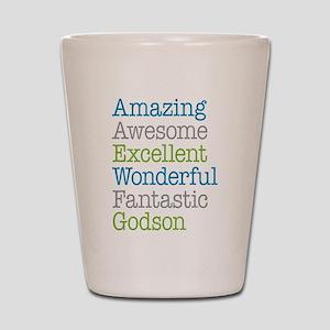 Godson - Amazing Fantastic Shot Glass