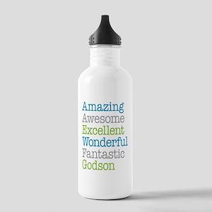 Godson - Amazing Fanta Stainless Water Bottle 1.0L