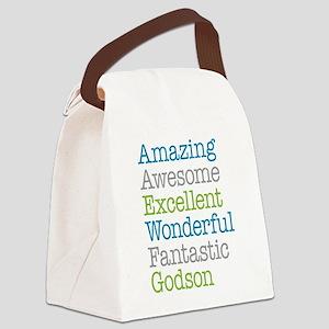 Godson - Amazing Fantastic Canvas Lunch Bag