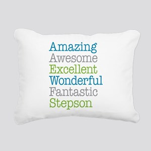 Stepson - Amazing Fantas Rectangular Canvas Pillow