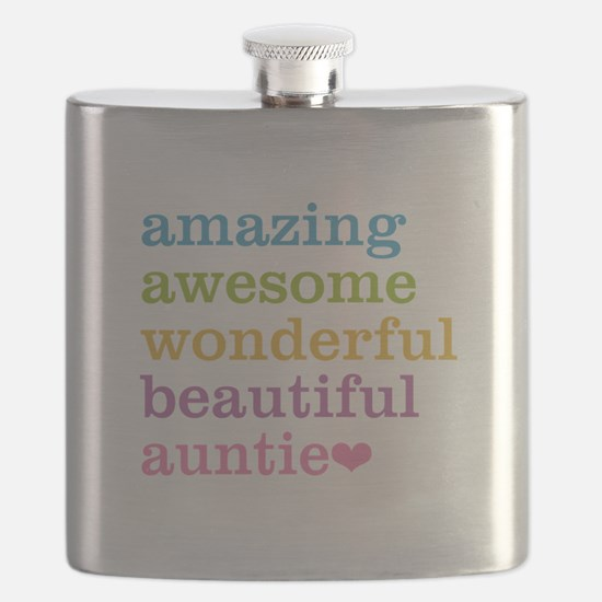 Auntie - Amazing Awesome Flask