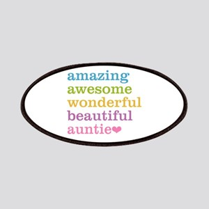 Auntie - Amazing Awesome Patches