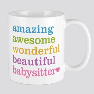 Babysitter - Amazing Awesome Mug