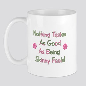 Wanna Be Skinny Mug