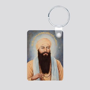 Guru Ram Das Keychains