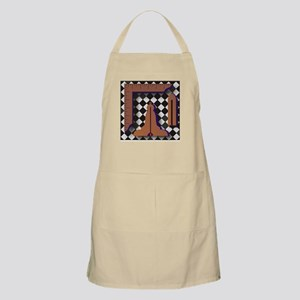 Masonic Working Tools No. 1 BBQ Apron