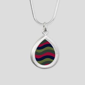 Warm Mixture Stripe Necklaces