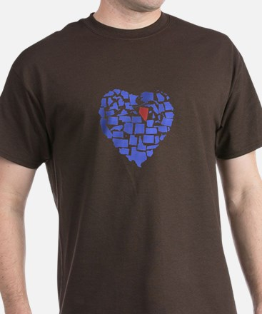 Nevada Heart T-Shirt