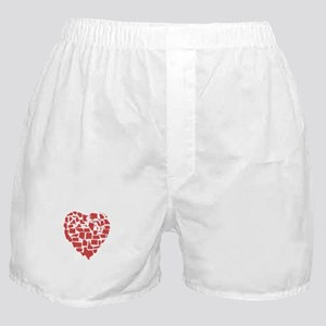 New Jersey Heart Boxer Shorts