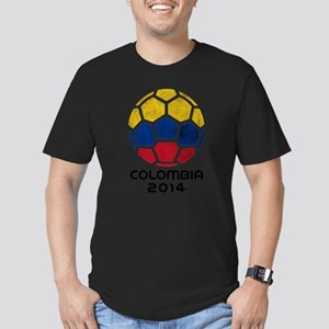 Colombia World Cup Soccer Ball (Football) T-Shirt