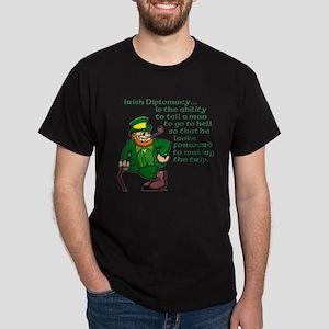 Irish Deplomacy Dark T-Shirt