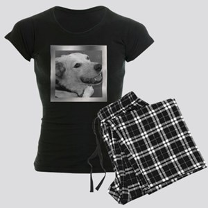 Your Photo in a Silver Frame Pajamas