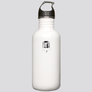 Keep Calm and Stainless Water Bottle 1.0L