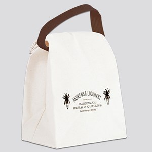 Bee Purveyor Canvas Lunch Bag