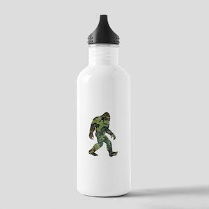 Camo Bigfoot Water Bottle