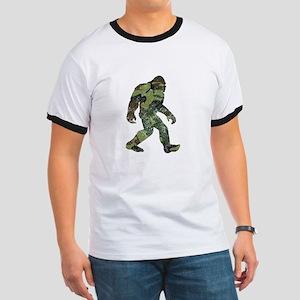 Camo Bigfoot T-Shirt