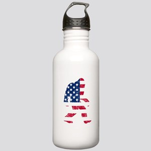 American Bigfoot Water Bottle