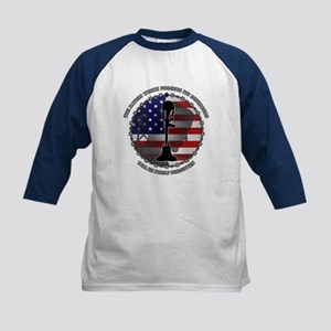 The Nation Which Forgets Its Kids Baseball Jersey