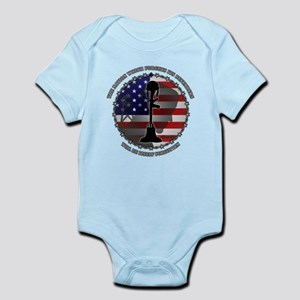 The Nation Which Forgets Its Defen Infant Bodysuit