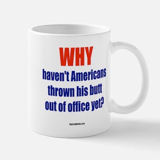 Why? Mugs