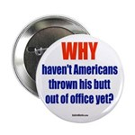 "Why? 2.25"" Button (100 Pack)"