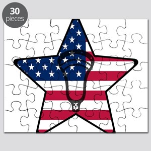 Lacrosse_Star_Head_Full Puzzle