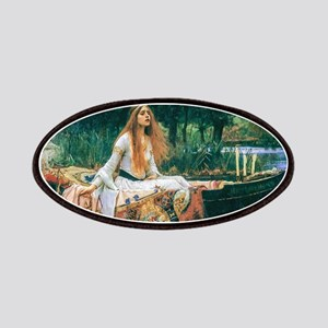 Waterhouse: Lady of Shalott Patches