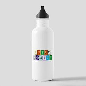 Future Chemist Water Bottle