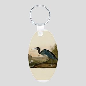 Audubon Blue Crane Heron from Birds of America Key