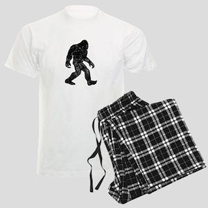 Bigfoot Silhouette Pajamas