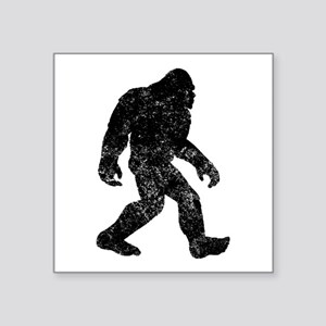 Bigfoot Silhouette Sticker