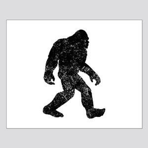 Bigfoot Silhouette Posters