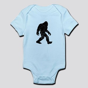 Bigfoot Silhouette Body Suit