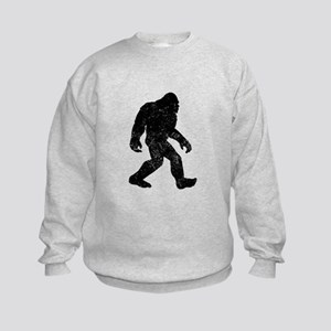 Bigfoot Silhouette Sweatshirt