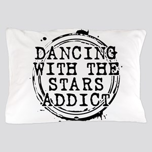 Dancing With the Stars Addict Pillow Case