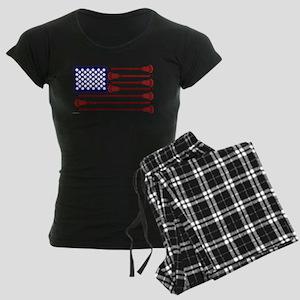 Lacrosse Americas Game Pajamas
