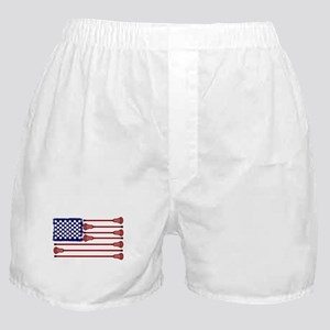 Lacrosse Americas Game Boxer Shorts
