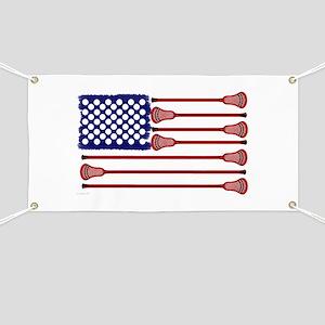 Lacrosse Americas Game Banner