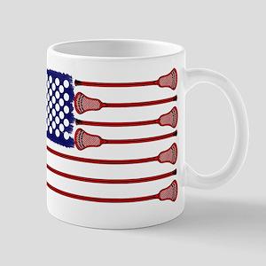 Lacrosse Americas Game Mugs