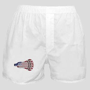 Lacrosse Flag Head 600 Boxer Shorts