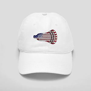 Lacrosse Flag Head 600 Baseball Cap