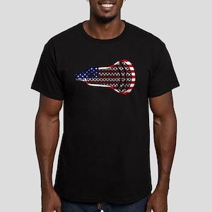Lacrosse Flag Head 600 T-Shirt
