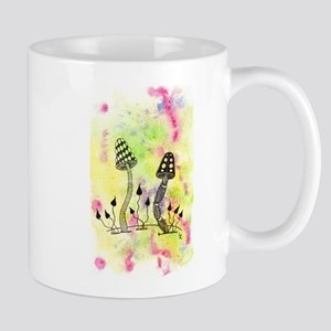 Manic Mushrooms Mugs