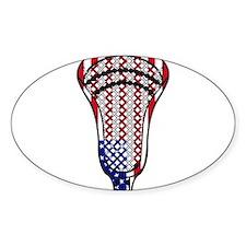 Lacrosse_HeadFlag - Copy Sticker