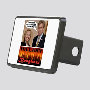BENGHAZI BELLE Hitch Cover