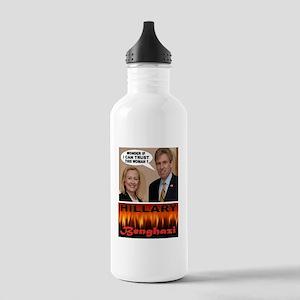 BENGHAZI BELLE Water Bottle