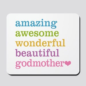 Godmother - Amazing Awesome Mousepad