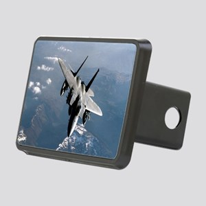 Fighter Jet Rectangular Hitch Cover